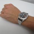 【ロレックス エクスプローラーⅡ】にオリジナル時計ベルトを付けていただきました。