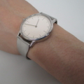 【Uniform Wares】にオリジナル時計ベルトを付けていただきました。