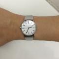 【SPQR】にオリジナル時計ベルトを付けていただきました。