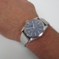 【ロレックス パーぺチュアルデイト】にオリジナル時計ベルトを付けていただきました。