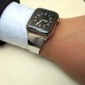 Apple watch シリーズ 4 ゴールドステンレス