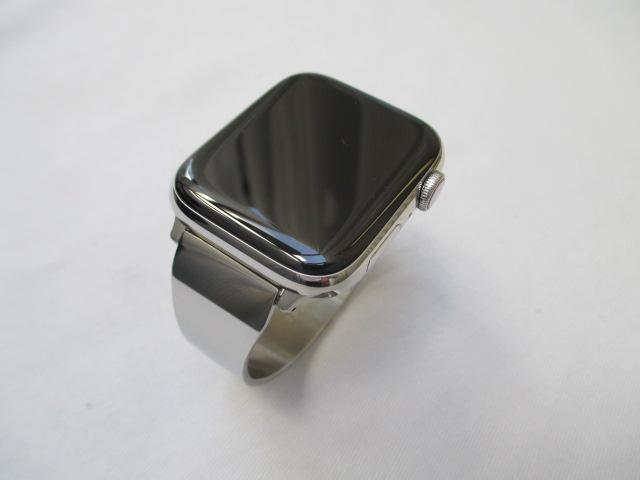 Apple Watch series 4 ステンレス スチール 44mm