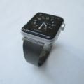 Apple Watch 3 シルバー アルミニウムのすてきな組み合わせ